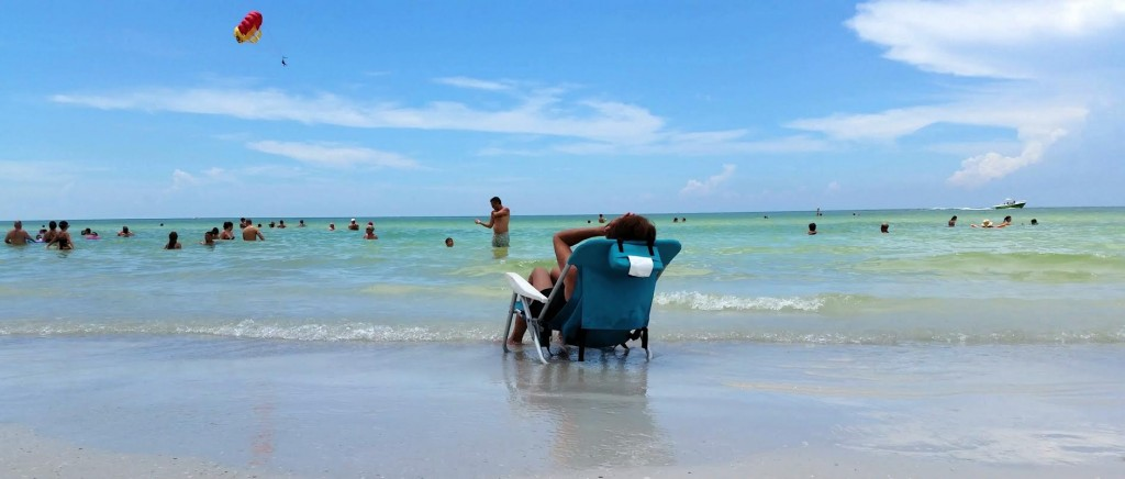 Kick back and enjoy the lifestyles such as the many beaches that Sarasota have to offer.