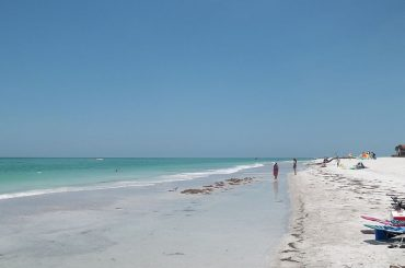 Siesta Key beach  in  Sarasota Florida  named best beach in the U.S.