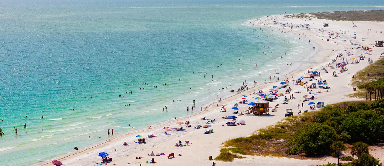Beaches Near Tampa Florida