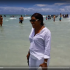 My customers in Sarasota checking out Siesta Key beach which was recently named the number one beach in America