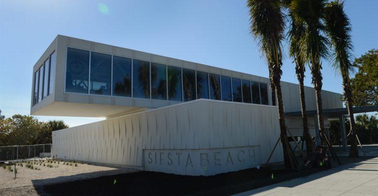 Siesta Key Beach gets a  21.5 million dollar renovation