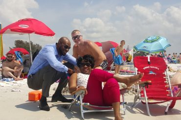Siesta Key Beach in Sarasota named  one of  the 10 breathtaking beaches