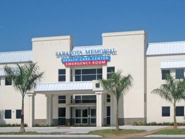 Sarasota Memorial is one of two facilities in Florida to earn five stars
