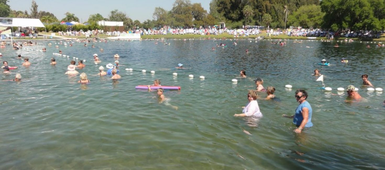 Warm Mineral Springs in  North Port, FLorida