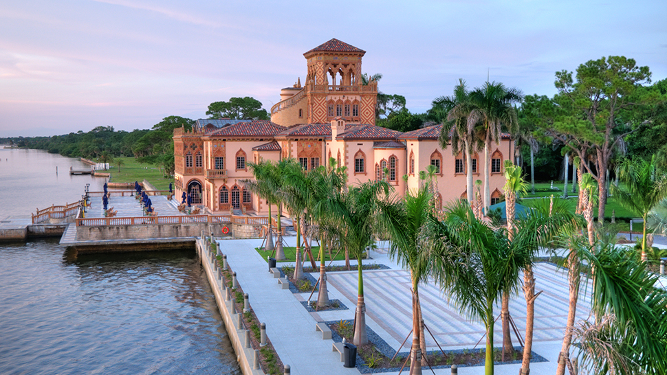 Cà d'Zan Mansion (Credit: The John and Mable Ringling Museum of Art)