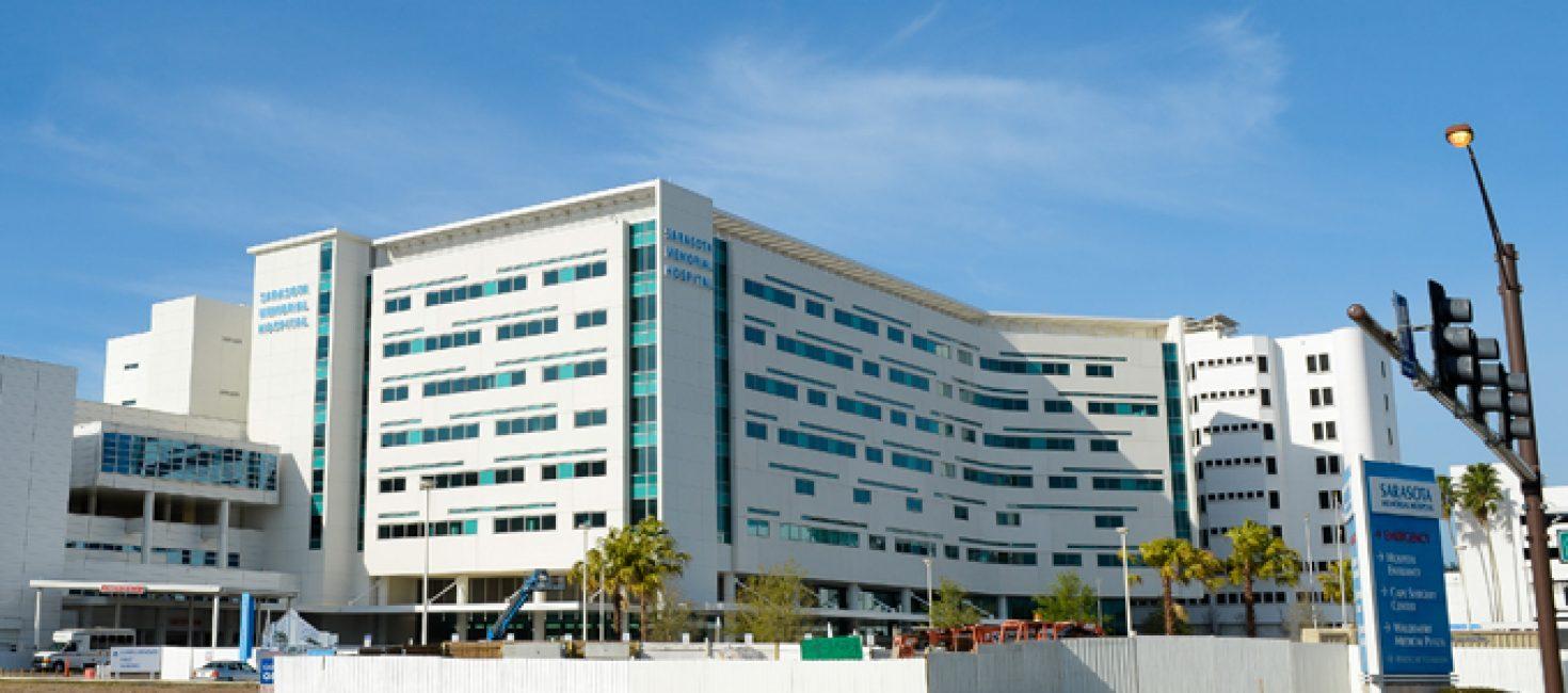 Sarasota Memorial  Keeps Top Federal Ranking
