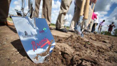 It's official: Atlanta Braves break ground on North Port Site