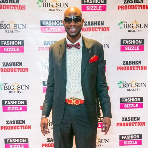 "At the Fashion Sizzle "" Makings Of A Dream""  Documentary Premiere"