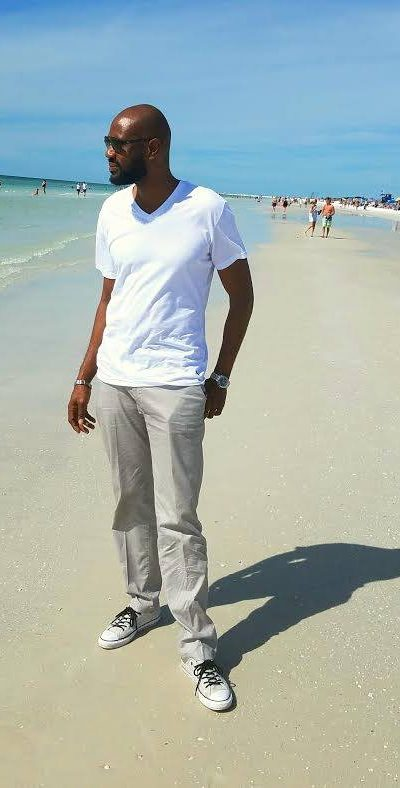 Am always at peace when am at Siesta Key Beach in Sarasota Florida .