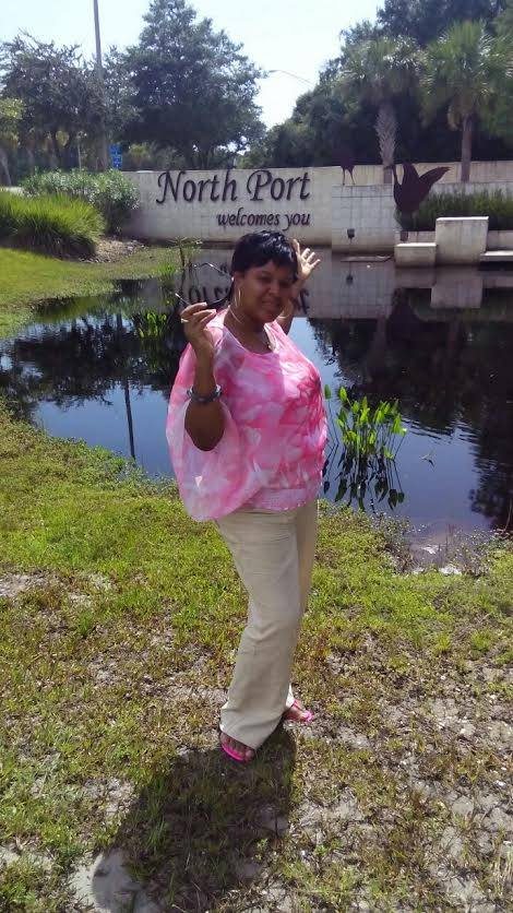 This is another one of my customers that I took to Sarasota Florida to buy her quarter acre land. She loves the Area so much.