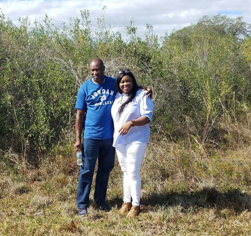 My customers are now proud owners of a quarter acre land in Sarasota Florida in a couple of years after they finish paying for their land Deltona wil build their very own home on that land. They are on their way to buliding wealth.