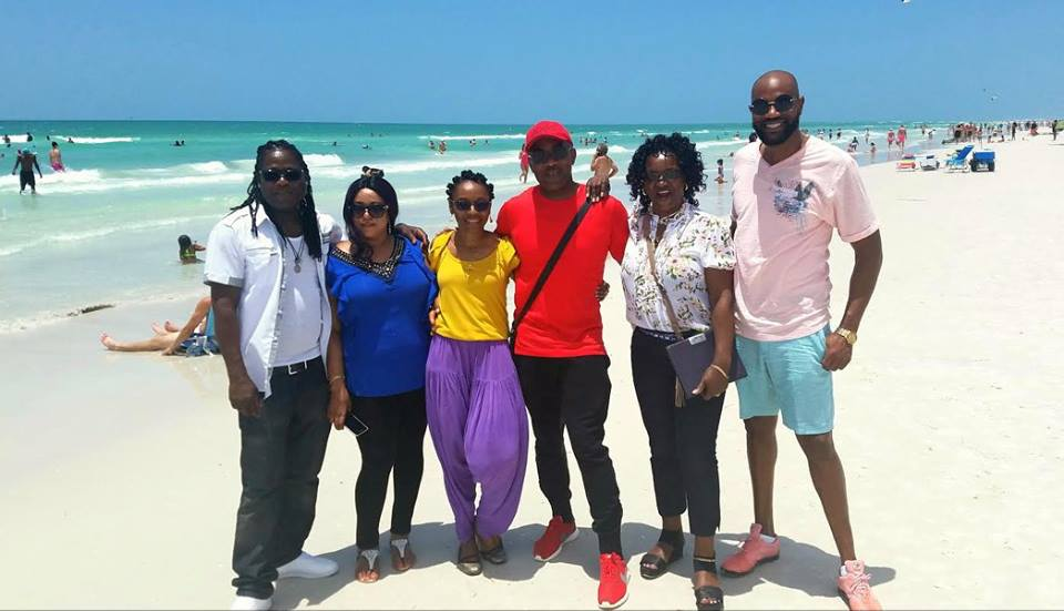 My customers that came to check out Sarasota enjoying Siesta Key Beach.. People always Thank me for informing them about Sarasota cause they had no idea this place callled PARADISE exits. I am very Happy when my customers are Happy and tell me THANK U. This is why I LOVE what I do. My mission is to Change my people lIfe thru realestate.