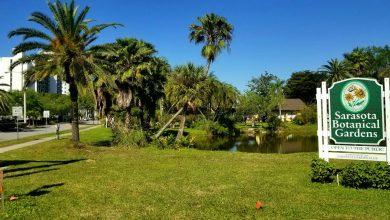Sarasota County's Botanical Gardens