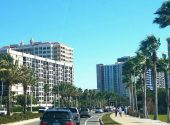 Plans For  Sarasota' : Apartments, offices, entertainment and hotels