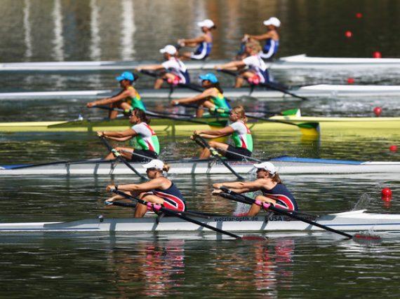 Sarasota to Host 2017 World Rowing Championships