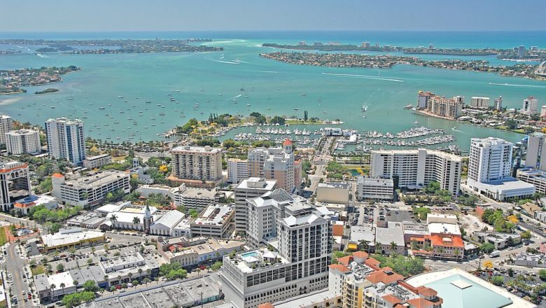 Sarasota Florida Named  The City With the Greatest Well-Being in America