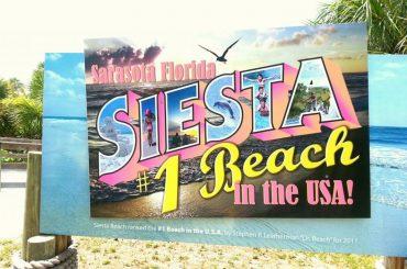 Siesta Beach in Sarasota is named  No. 1 in U.S. again, 'Dr. Beach' says
