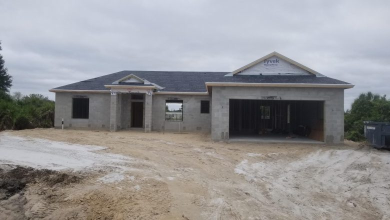 New home Construction Is  Growing In Southwest Florida
